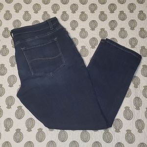 Lee skinny leg jeans